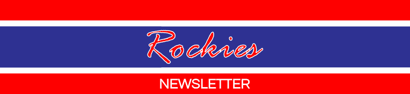Rockies Newsletter